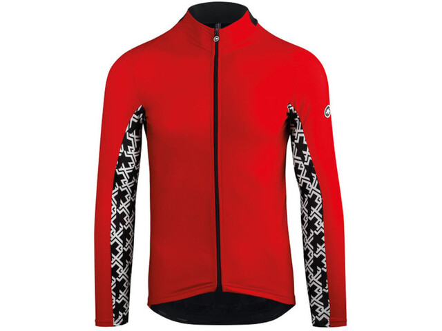 assos Mille GT Spring Fall LS Jersey Herr national red